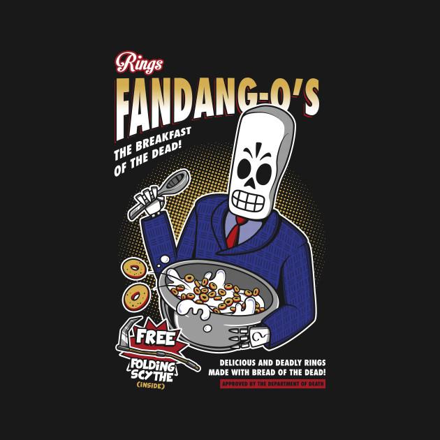 Rings Fandang-O's Cereals