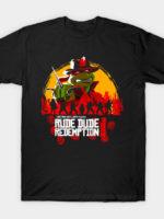 Rude Dude Redemption T-Shirt