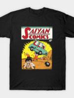 Saiyan Comics # 1 T-Shirt
