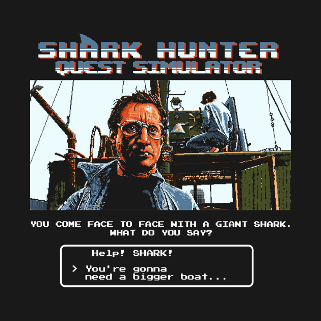 Shark Hunter Quest Simulator