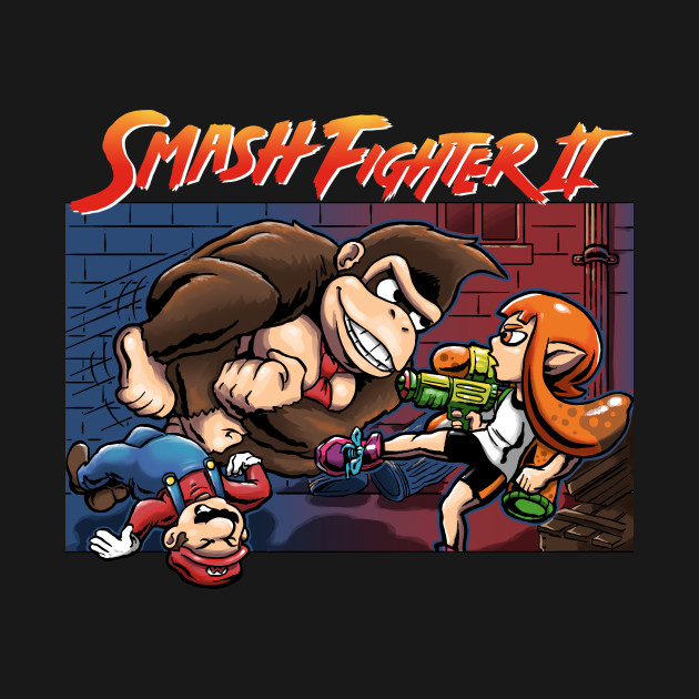 Smash Fighter II