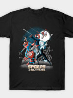 Spiders of the multiverse T-Shirt