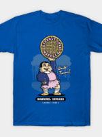Strange Lass Waffles T-Shirt