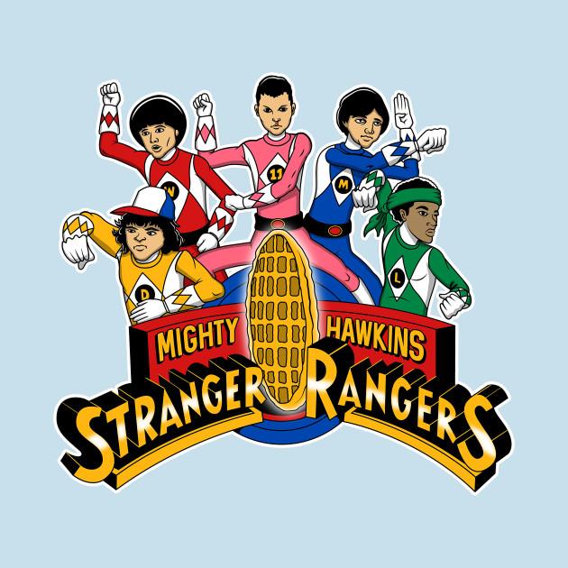 Stranger Rangers