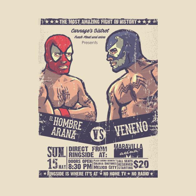 Super Luchadores - 3