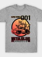 Super Vehicle 001 T-Shirt