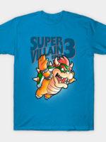 Super villain 3 T-Shirt