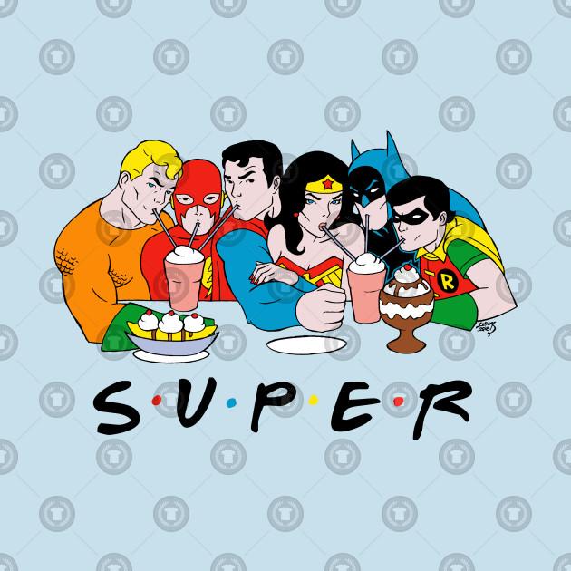 Super... Friends