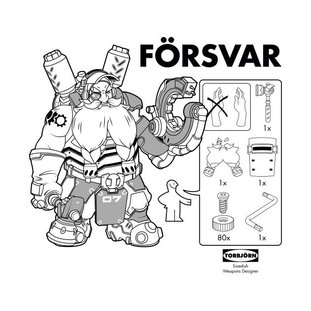 Swedish Weapons Designer