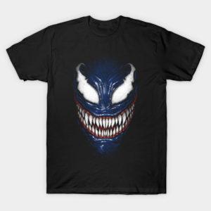 Symbiote Face