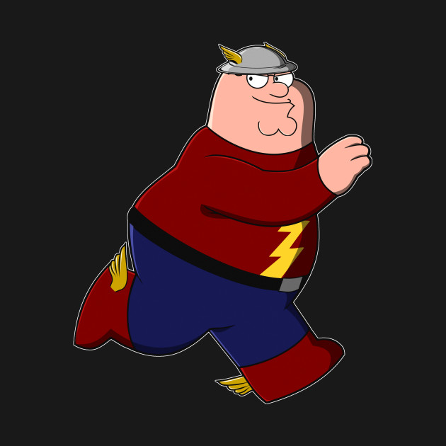THE FLASH - GARRICK
