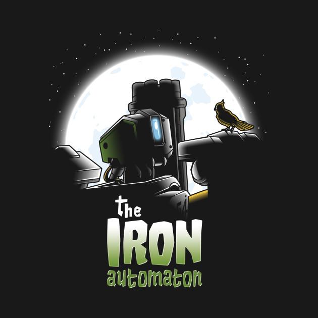 The Iron Automaton