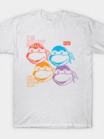 The Rolling Shells T-Shirt