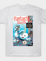 The fantastic Ghosts T-Shirt