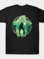 The grey Pilgrim T-Shirt