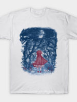 The little girl and the Wolf T-Shirt