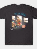 Trick or kitten T-Shirt