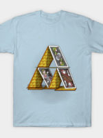Triforce of cards T-Shirt