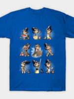 Types of princesses T-Shirt