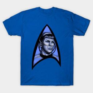 Vintage Spock (Aqua Variant)