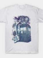 WHO is in wonderland T-Shirt