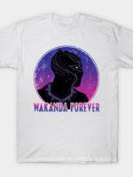 Wakanda Forever 2 T-Shirt