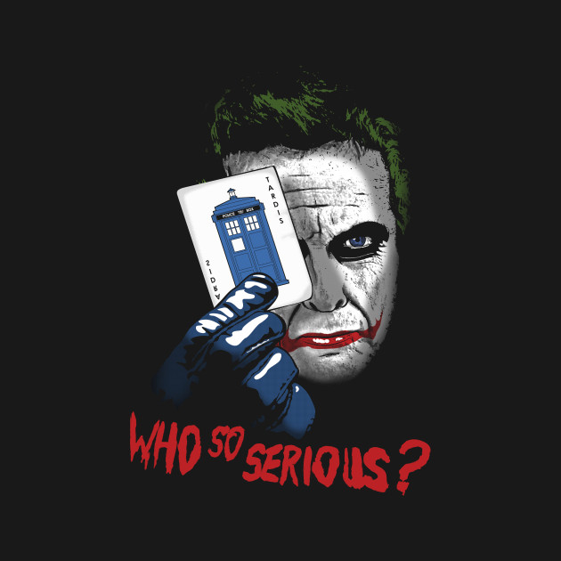 Who so Serious?