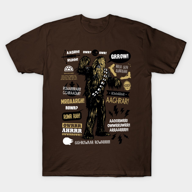 Wookie Famous Quotes