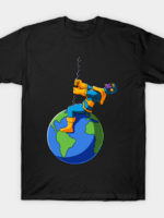Wrecking Earth T-Shirt