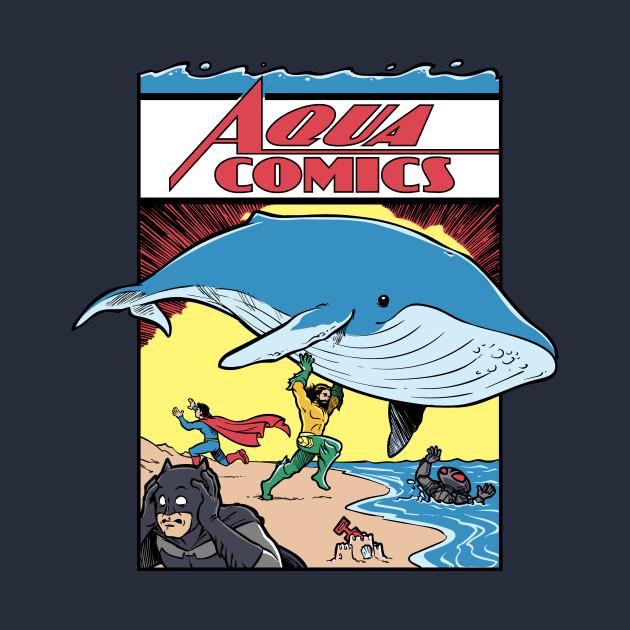 Aqua Comics Issue 1