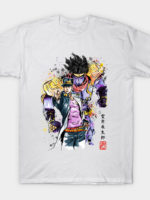 Bizarre Adventure Watercolor T-Shirt