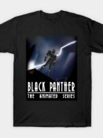 Black Panther, the animated series T-Shirt
