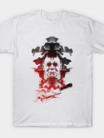 Blood Print T-Shirt