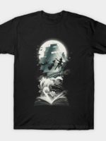 Book of Dreams and Adventures T-Shirt