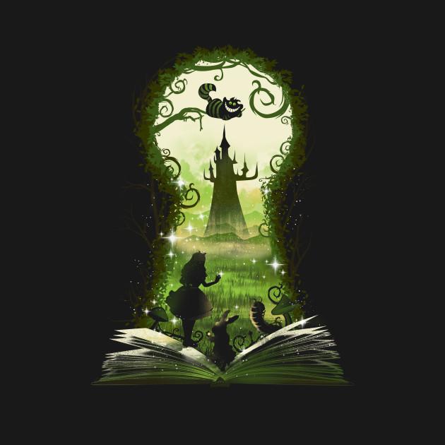 Book of Wonderland
