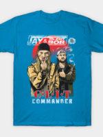 CLIT Commander T-Shirt