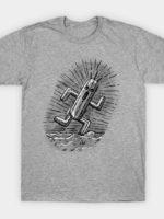 Cactuar Sketch T-Shirt