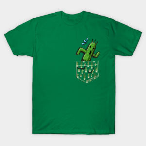 Cactuar in your pocket!