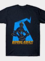 Cheers, love! The cavalry's here! T-Shirt