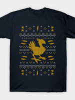 Chocobo Christmas T-Shirt
