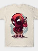 Deadpool Body T-Shirt