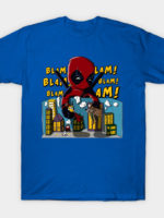 Deadpool Special Effects T-Shirt