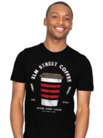 ELM STREET COFFEE T-Shirt