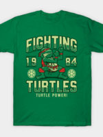 Fighting Turtles T-Shirt