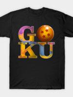 GOKU (Variant) T-Shirt