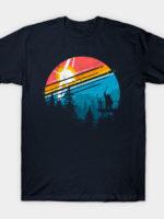 Galactic Victory T-Shirt