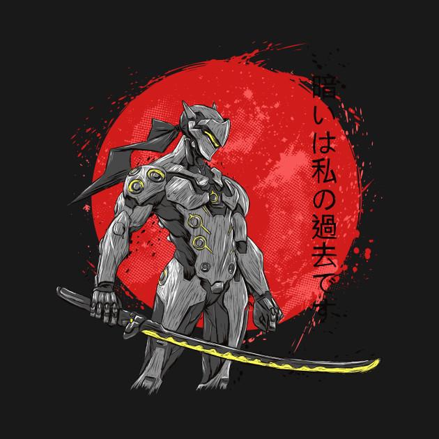 Genji samurai