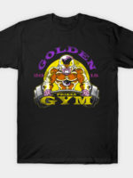 Golden Frieza Gym T-Shirt