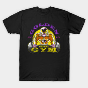 Golden Frieza Gym
