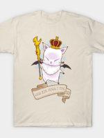 Good King Moggle Mog XXII T-Shirt